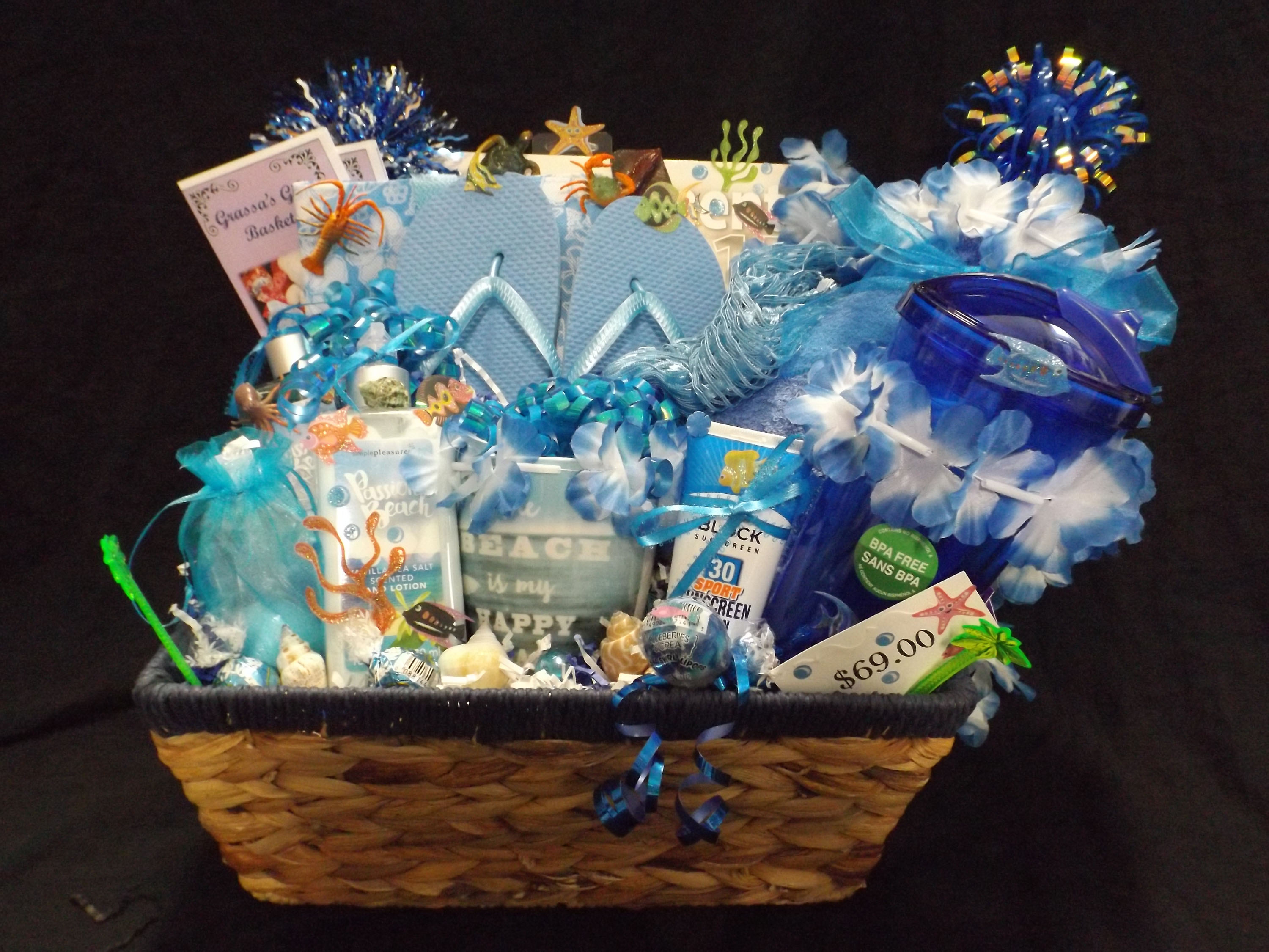 Grassas Gifts Gift Baskets In St Cloud Florida For Every Occasion